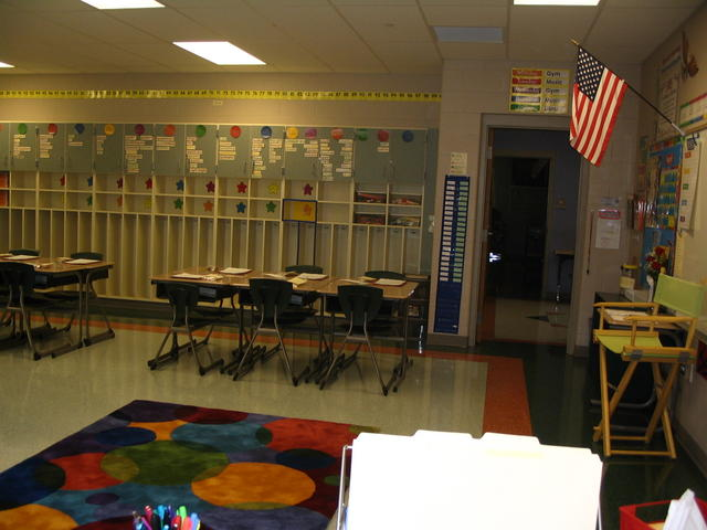 Polka Dots and Spots Themed Classrooms - Clutter-Free