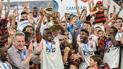 Flamengo 2 x 0 Vasco - Campeonato Carioca 2019 Final