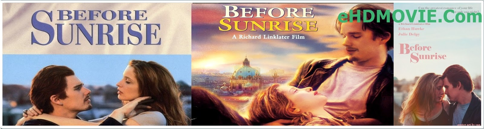 Before Sunrise 1995 Full Movie English 720p - 480p ORG BRRip 450MB - 900MB ESubs Free Download