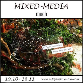 "MIXED MEDIA ""efekt mechu, ale i mech"""