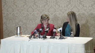 VIDEO: Former Miss Utah Joins Hires Attorney Gloria Allred To Defend Her In Possible Trump Lawsuit