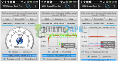 Wifi Speed Test Pro Apk v2.5.3 Terbaru