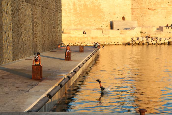 Marseille Fort Saint-Jean
