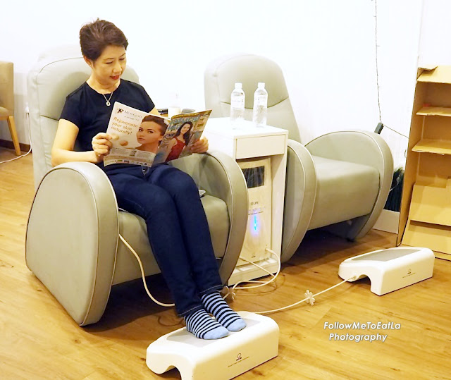 Lajeune The Revolutionary High Tech Energy Field Therapy Healthcare Provider At Jaya One