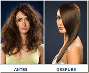 Cortes de cabello largo esponjado