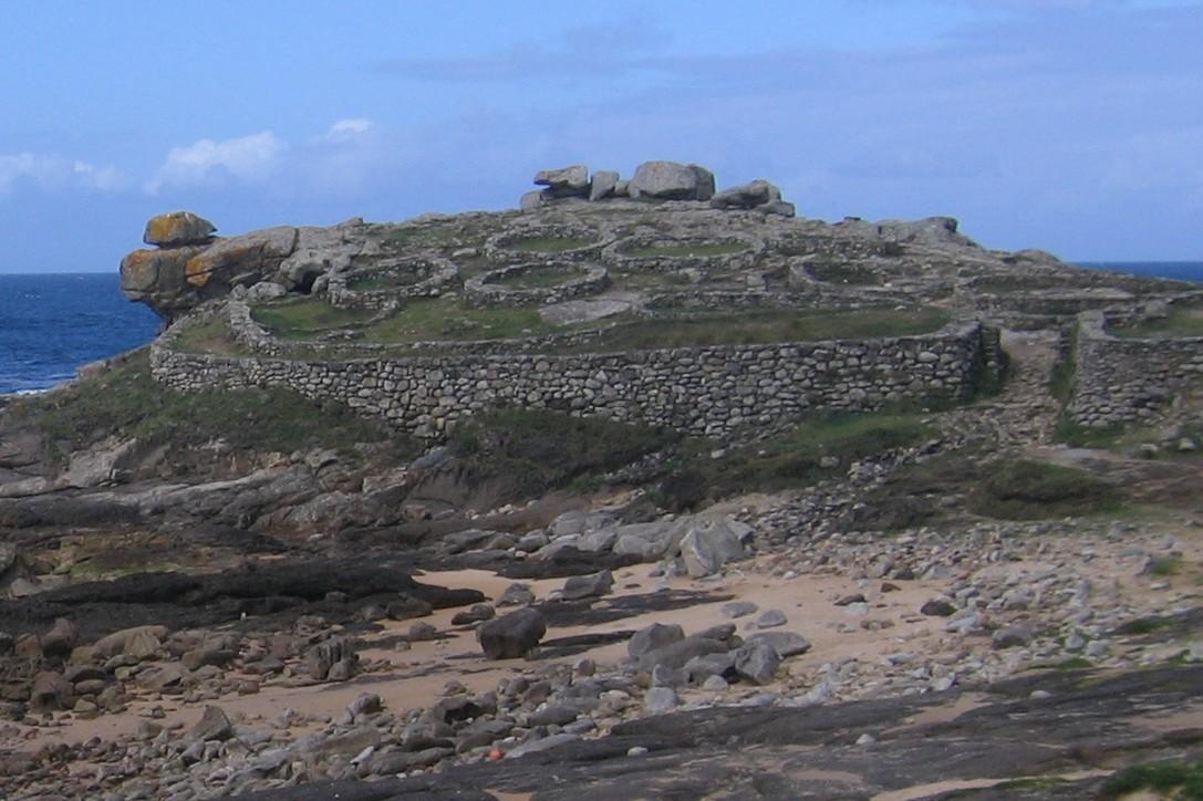 Celtyckie osady w Galicji - castros