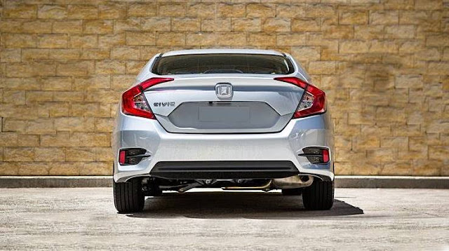 2017 Honda Civic VTi Sedan Review