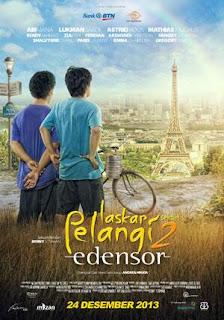 Download Film Laskar Pelangi 2 Edensor (2013)