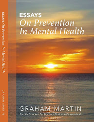 Purchase: Essays on Prevention in Mental Health (A$15+pp or $9.00 download)