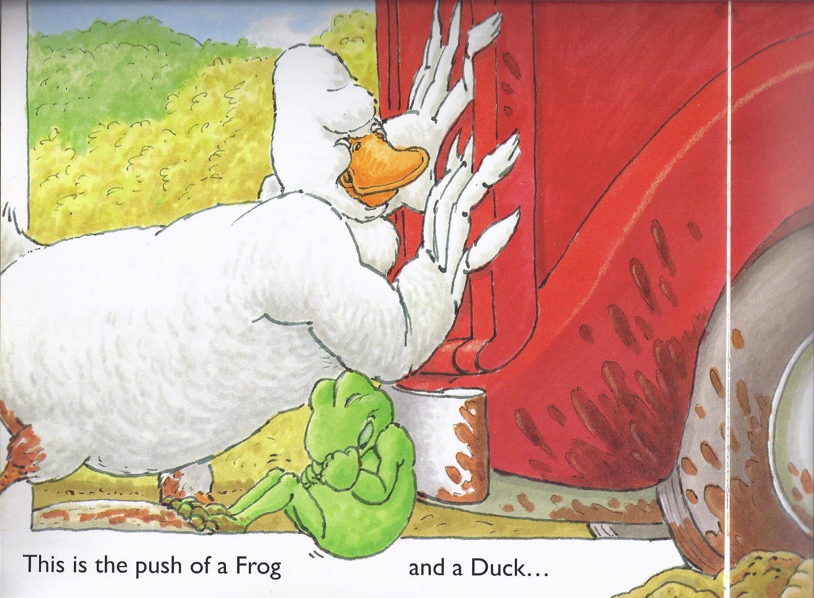 Excellent Kids Books Duck In The Truck By Jez Alborough