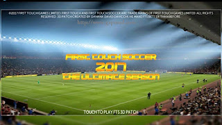 FTS 3D Patch Ultimate Season Final Edition by Danank Apk + Data