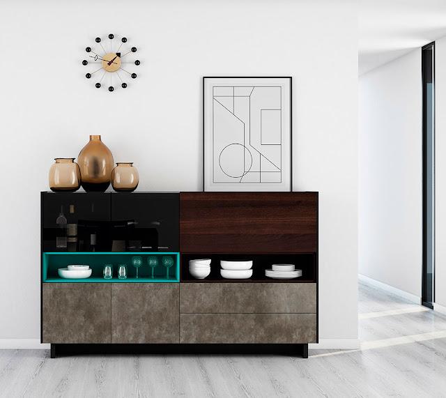Muebles verge vive mueble bar colecci n on plus for Personaliza tu mueble