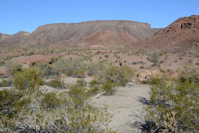 massive mesa