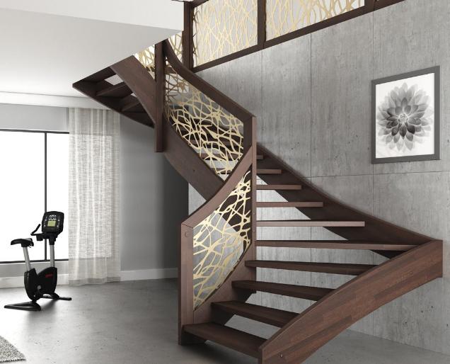 Tangga Rumah Minimalis Ukuran Sempit Modern dan Elegan
