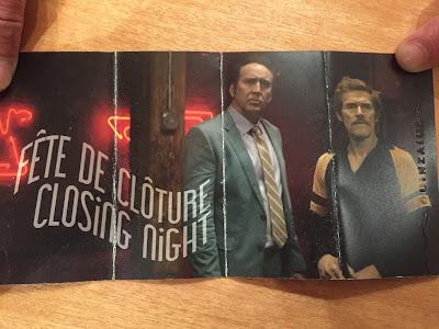 Espérance Pham Thai Lan, Nicolas Cage, Willem Dafoe, Dog eat dog, Quinzaine des réalisateurs, Paul Schroeder