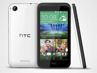 Harga HTC Desire 320 Terbaru, Memiliki Kamera 8 MP LED flash