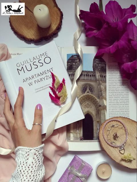 """Historia dwóch dusz, które odnajdują siebie na nowo- """"Apartament w Paryżu"""" Guillaume Musso"""