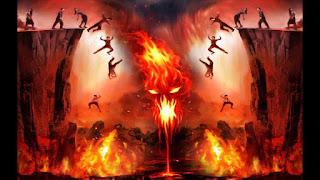 ¿Un alma siente dolor en el infierno?