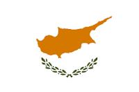 Kypros lippu
