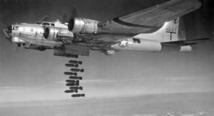 Gambar B-17 Flying Fortress Blogspot