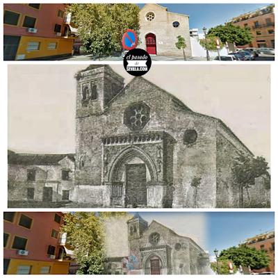 Iglesia de Santa Catalina de Sevilla, la otra restauración
