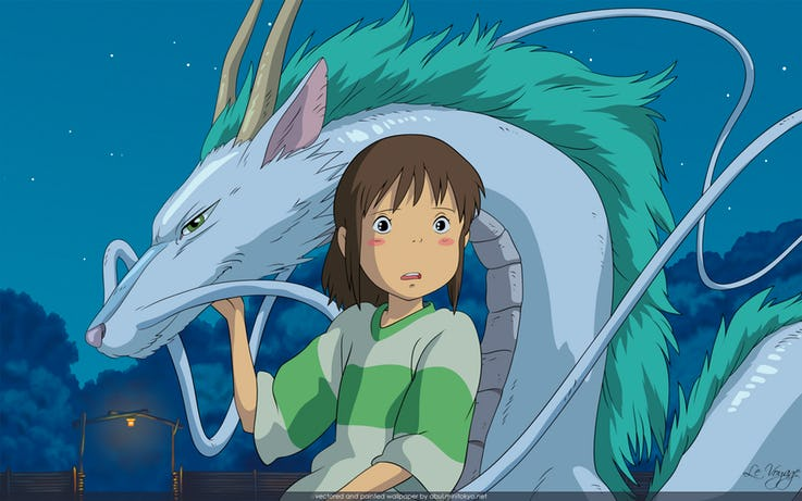 8 Myers-Briggs Personality Types Of Spirited Away Characters