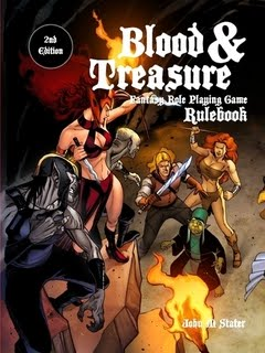 Blood and Treasure Rulebook