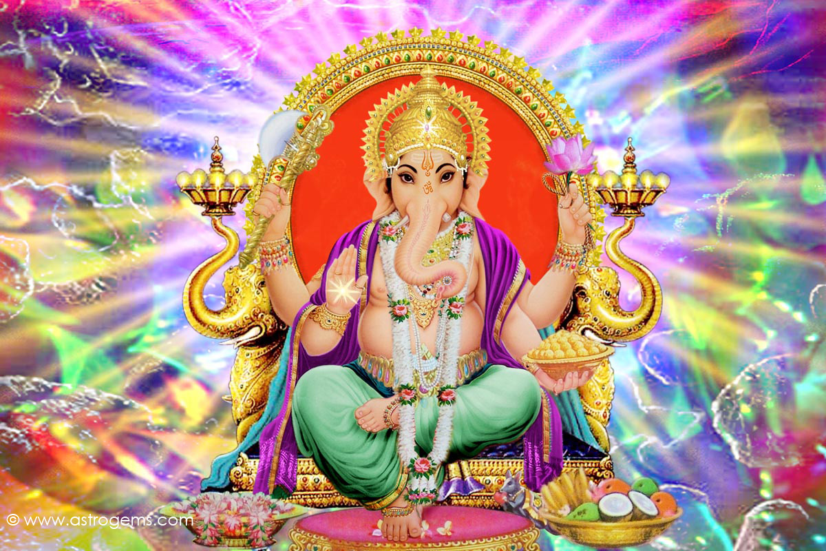 Erin Reese Happy Birthday Ganesha Special Gift For You