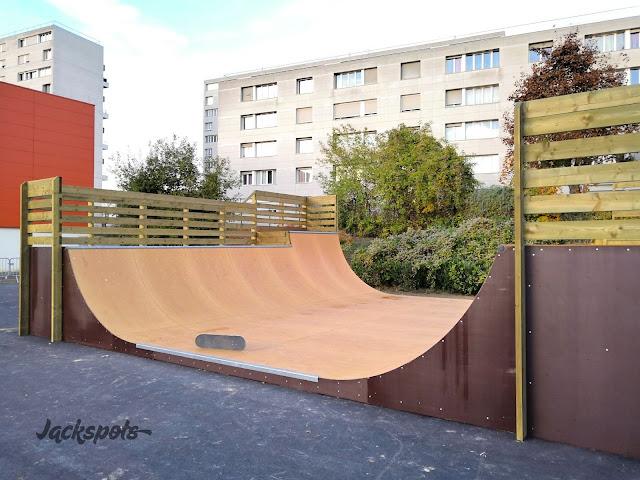 Skate park Kremlin Bicetre