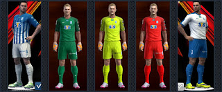 PES 2013 Lech Poznan kit 2016-17 By Radymir