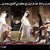 """شاهد- فيديو يجمع بين حاكم دبي """"محمد بن راشد"""" بالفنانة غادة عبد الرازق باحد المطاعم"""