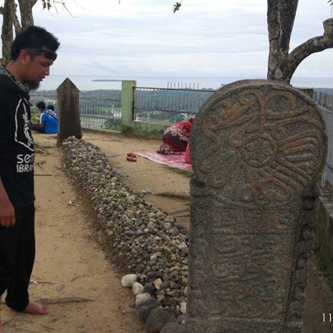 Makam Sejarah Terpanjang di Barus Tapanuli Tengah - Detik