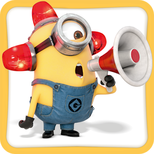 Despicable Me Minion Carl
