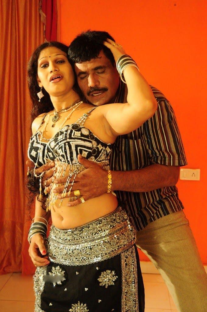 Telugu Movie O Aunty Katha Latest Hot Actress Stills