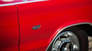 1966 Dodge Charger Hemi 426