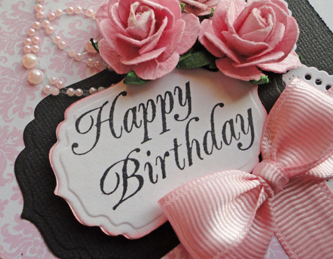 Sweetstamps Blog Happy Birthday Stacey