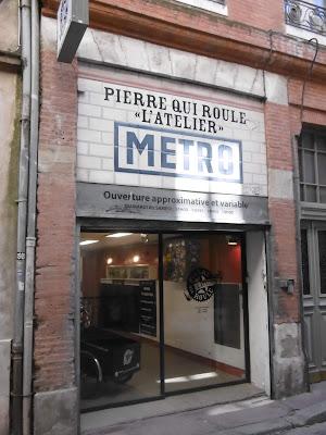 l'atelier, Toulouse, malooka