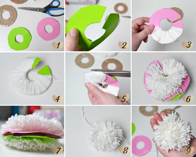 DIY Pompon