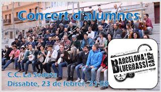 Barcelona Bluegrass Camp