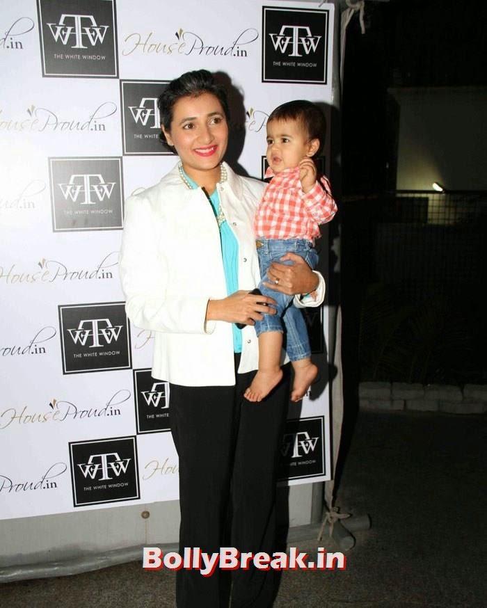 Schauna Chauhan Saluja, Twinkle Khanna at Sanvari & Anjori Alagh's Pop Up Store Launch