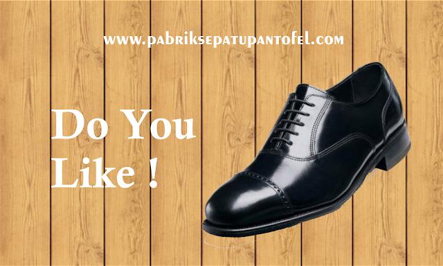 Jual Sepatu Pantofel Pria Grosir dan distributor