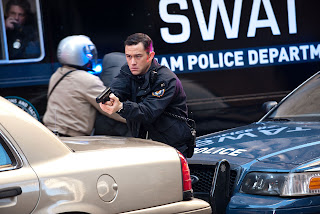 Joseph Gordon-Levitt as John Blake in The Dark Knight Rises (2012)