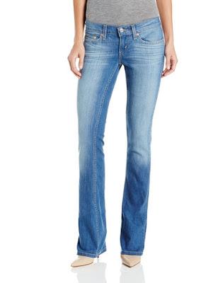 Levi's 524 Low Waist Bootcut Jeans $30 (reg $46)