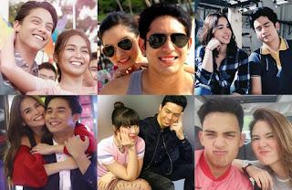 Swak nga ba sila? 10 Kapamilya loveteams with surprising height differences!