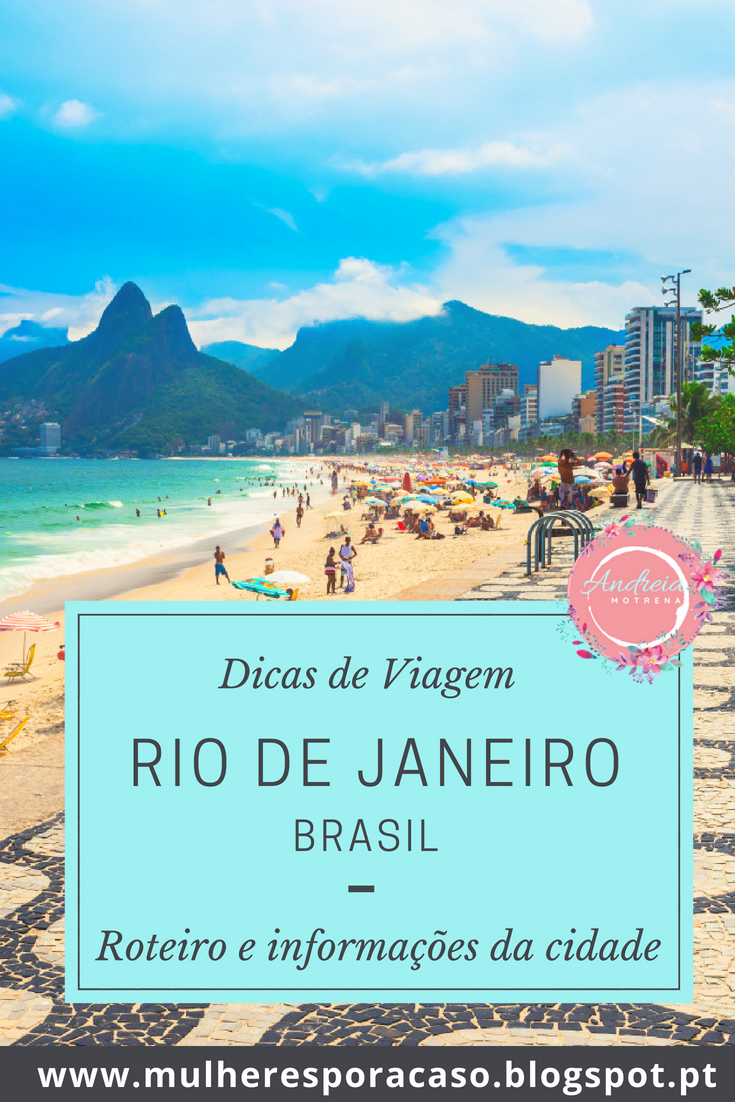0518e59b3b0ab O que saber antes de viajar para o Rio de Janeiro - Parte II ...