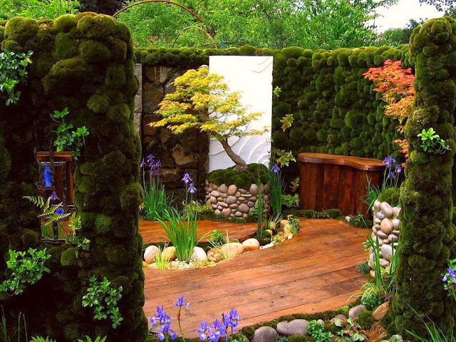 Amazing Garden Design Idea
