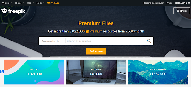 download freepik premium gratis