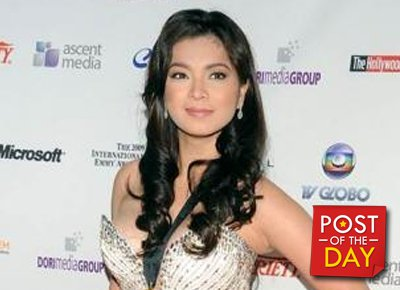 "Pinay Power: Angel Locsin is Top 8 in MTV Australia's 'Sexiest Nationalities in the World"" list. LOOK HERE!"
