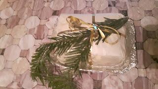 Karácsonyi ajándék a 86 éves Gabi nénitől