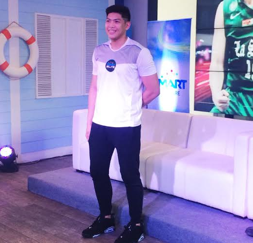 UAAP Season 78 Men's Basketball Smart Elite Squad, Prince Rivero